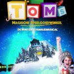 Bartho Braat, Jeroen Phaff en Marleen van der Loo in nieuwe familiemusical Toms Magische Speelgoedwinkel