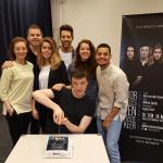De musical  'Voor alles een eerste keer' voor doven en slechthorenden