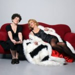In bed met Dietrich en Piaf op tournee door Nederland