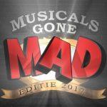Cast Musicals Gone Mad 2017 bekend