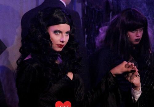 The Addams Family; Totaal gestoord