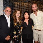 Emilio en Gloria Estefan aanwezig bij Nederlandse première On Your Feet!