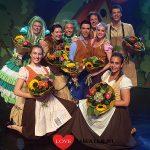 Hans en Grietje is met succes alweer de 10e sprookjesmusical van Hoorne Entertainment