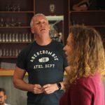 Alberto ter Doest geeft les tijdens zomerkampen!