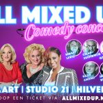 Indrukwekkende line-up comedy concert 'All Mixed Up' compleet