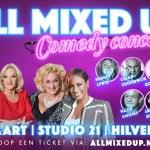 Indrukwekkende line-up comedy concert 'All Mixed Up' compleet