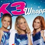 K3 danst op rolschaatsen de zomer in met clip nieuwe single Whoppa!