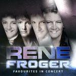 René Froger terug in het theater met 'Favourites in Concert'