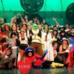 Sempre Sereno speelt Shrek de musical- FotoReportage