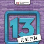 The Singing Factory (Berchem) presenteert jonge talenten van kidskoor XL Melodia in swingende popmusical '13'