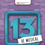 The Singing Factory (Berchem) presenteert jonge talenten van kidskoor XL Melodia in swingende popmusical '13'