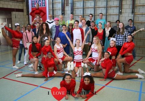 Repetitie High School Musical Alphen aan den Rijn – FotoReportage