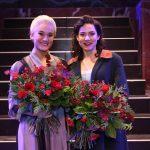 Esmée Dekker als Evita; stem van de toekomst