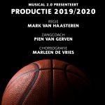 Geef je nu op voor de audities van de Musical 2.0 Topklas 2019/2020!