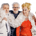 Johny Voners vervoegt Koen Crucke in 'La Cage Aux Folles'