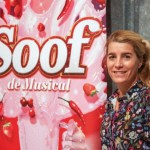 Voormalig snowboardster Nicolien Sauerbreij in laatste voorstellingen musical Soof in Amsterdam