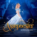 Familiemusical 'Assepoester' in december naar Plopsa Theater in De Panne