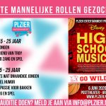 """Audities: Grote mannenrollen gezocht voor Disney's """"High School Musical"""" in Arnhem"""