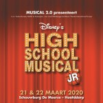 Cast Disney's High School Musical bekend!
