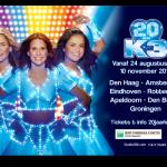 K3 met jubileumshow naar Nederland Wegens succes extra shows in de verkoop