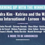 Nederland brengt ongekend aantal oud-winnaars Eurovisie Songfestival samen – 15 december Ziggo Dome Amsterdam