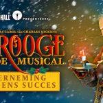 Warre Borgmans herneemt glansrol als vrekkige Ebenezer Scrooge in familiespektakel 'Scrooge, de Musical'