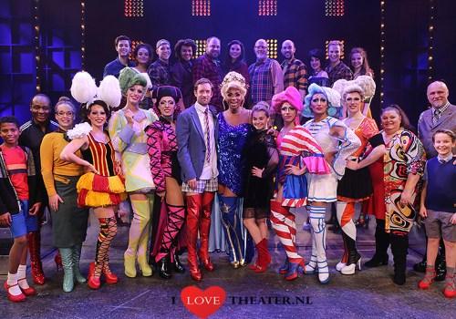 De geplande afscheidstour van Kinky Boots in juni lijkt nu nog niet haalbaar