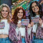 K3 lanceert nieuw album Dromen bij Radio 538: Weekend Wietze