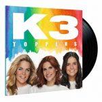 K3 Toppers op vinyl