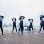 Internationaal dansfenomeen Baba Yega neemt nieuwe clip op in Rotterdam