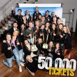 De nieuwe, Vlaamse versie van MAMMA MIA! verkocht al 50.000 tickets!