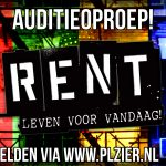 "Audities ""RENT"" in Hilversum"