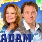 Ellen Pieters en Han Oldigs in Adam & Eva 2.0