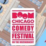 Boom Chicago lanceert deze zomer haar eerste Comedy Festival