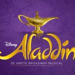 ROLLEN VOOR MUSICAL DISNEY'S ALADDIN BEKEND