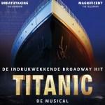 25.000 Kaarten verkocht voor TITANIC de musical