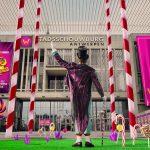 Magische trailer 'Charlie and the Chocolate Factory' pakt Antwerpen in