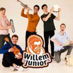 Vandaag volledige cast 'Willem Junior' bekend