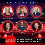 Tony Neef en Ellen Evers in musicalconcert