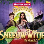 Nieuwe familiemusicals Sneeuwwitje en De Tovenaar van Oz van Theater Terra komend seizoen te zien