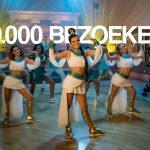 Bioscoopfilm Dans van de Farao van K3 groot succes