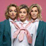 Nieuwe theaterproductie met Victoria Koblenko, Puck Pomelien Busser en Tanja Jess 'Mijn man begrijpt me niet'