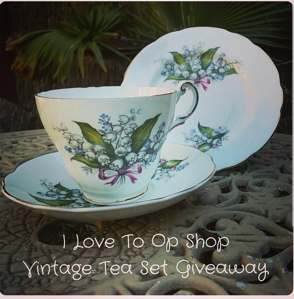Regency Fine Bone China giveaway
