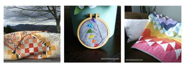 Fave Quilt Mosaic