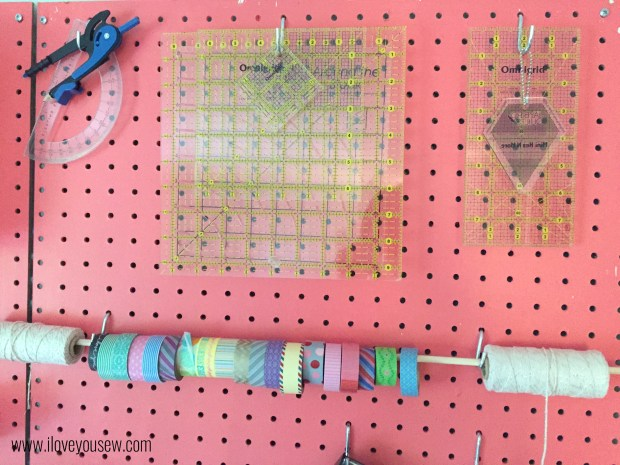 Rulers and Washi Tape