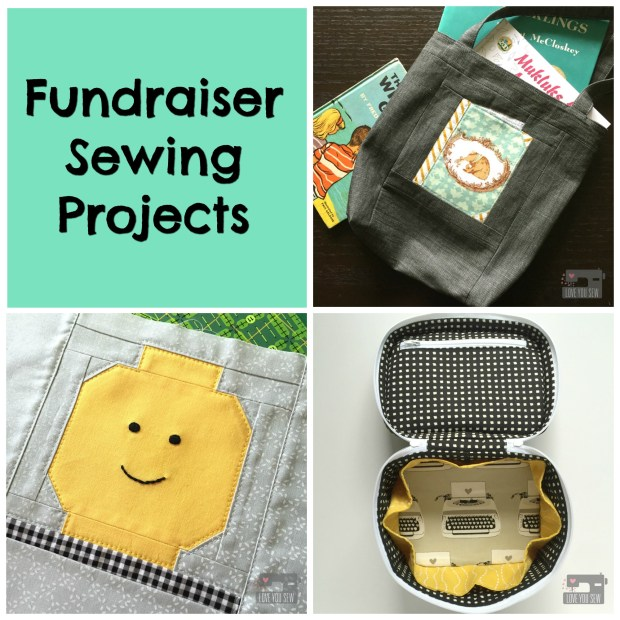 Fundraiser Sewing Projects