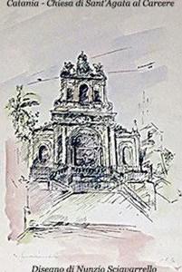 Calamita - Magnete della Chiesa di Sant'Agata al Carcere
