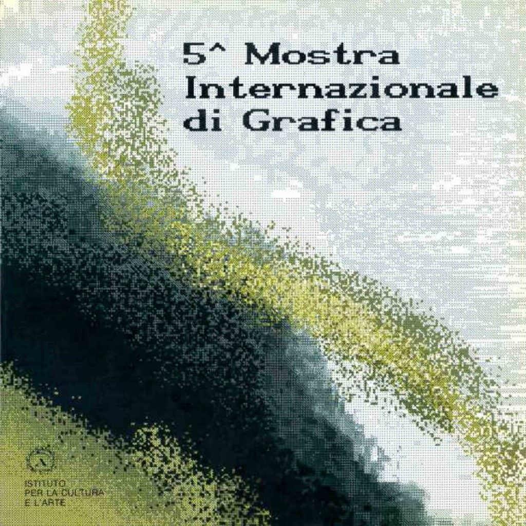 Quinta Mostra Internazionale di Grafica