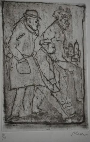 ritratto-di-morandi-longanesi-mafai-mino-maccari-1976