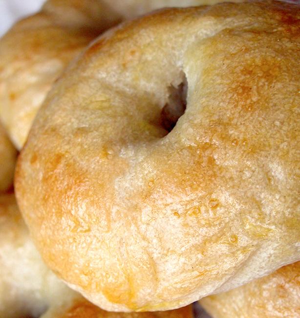bagels con la pasta madre ricetta